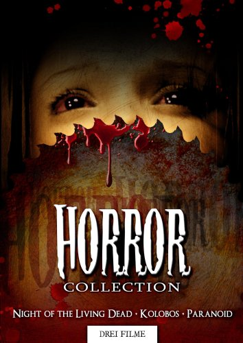 Horror Collection-Vol. 3 (Paranoid-48 Stunden in seiner Gewalt/Night of the living Dead/Kolobos) [3 DVDs]