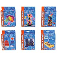 Simba Games And More Travel Games (6 Assorted)