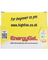 High 5 Energy Raspberry Plus Caffeine 40g x 20 Sachets