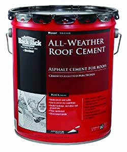 Amazon Com Black Jack 6230 All Weather Roof Cement 5