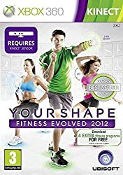 Your Shape Fitness Evolved 2012 (requires Kinect) (Classics)