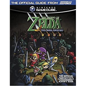 The Legend of Zelda: Four Swords Adventures 511SJ8EBCEL._SL500_AA300_