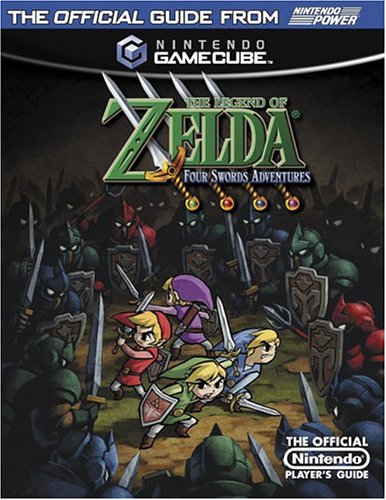 Official Nintendo the Legend of Zelda: Four Swords ...