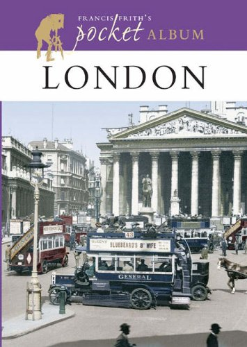 Francis Frith's London Pocket Album (Photographic Memories)