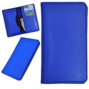 DCR Pu Leather case cover for Lenovo P70 (blue)