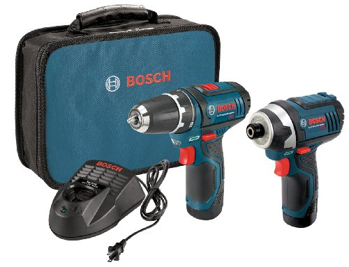 Bosch-CLPK22-120-12-Volt-Lithium-Ion-2-Tool-Combo-Kit-DrillDriver-and-Impact-Driver-with-2-Batteries-Charger-and-Case