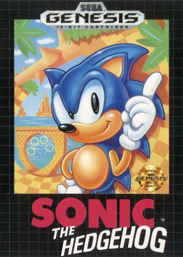 Sonic The Hedgehog front-177911