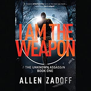 I Am the Weapon Audiobook