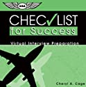 Checklist for Success CD: Virtual Interview Preparation (Professional Aviation series)