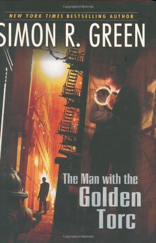 Image of The Man with the Golden Torc (Secret Histories, Book 1)