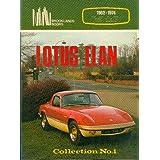 Lotus Elan Collection No. 1by R.M.Clarke