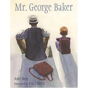 Mr. George Baker (Reading Rainbow Book)