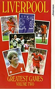 Liverpool Fc Greatest Games - Volume 2 Vhs from Game