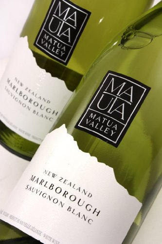 Matua Valley Marlborough Sauvignon Blanc 2011