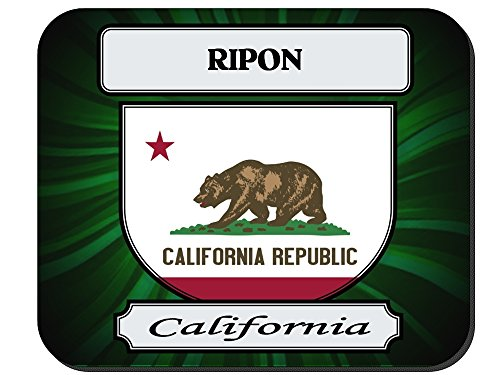 Ripon, California (CA) City Mouse Pad (City Of Ripon Ca compare prices)