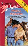 img - for Cowboy Homecoming (Silhouette Desire) book / textbook / text book