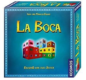 Kosmos 691776 - La Boca, Brettspiele