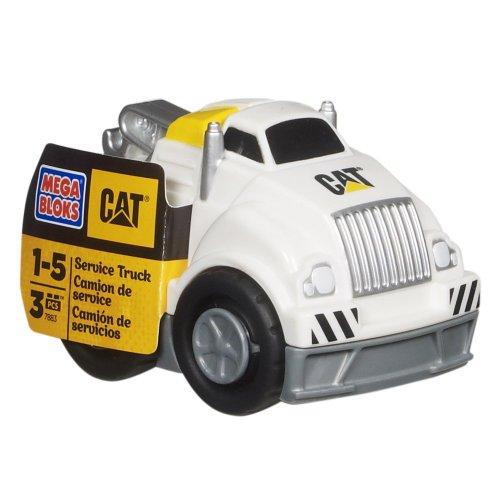 Cat Service Truck