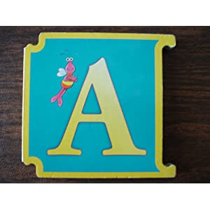 Aa: Big Bird's Adventures (Sesame Street ABCs)
