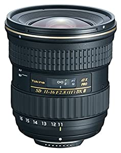 Tokina 11-16mm f/2.8 AT-X116 Pro DX II Digital Zoom Lens (AF-S Motor) (for Nikon Cameras)