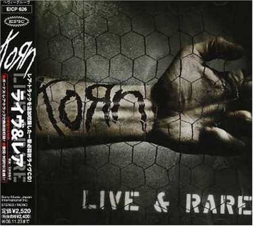 Live + Rare by Korn (2006-05-23)