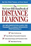The McGraw-Hill handbook of distance learning /