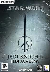 Star Wars Jedi Knight: Jedi Academy (PC) [import anglais]