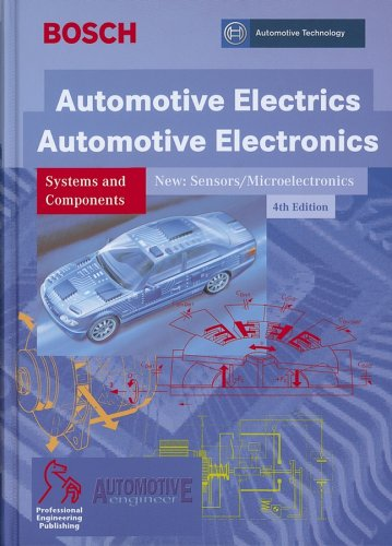 Automotive Electrics-Automotive Electronics, Fourth Edition (Bosch Handbooks (Rep))
