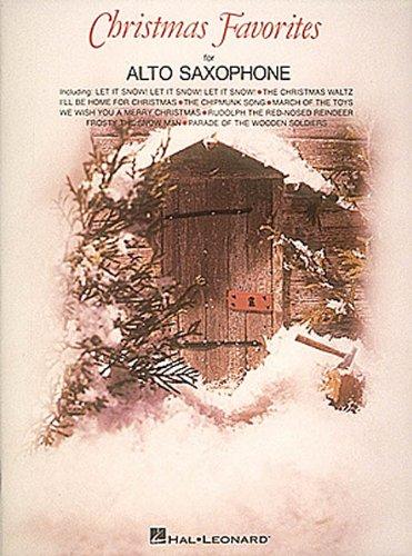 Christmas Favorites for Alto Saxophone