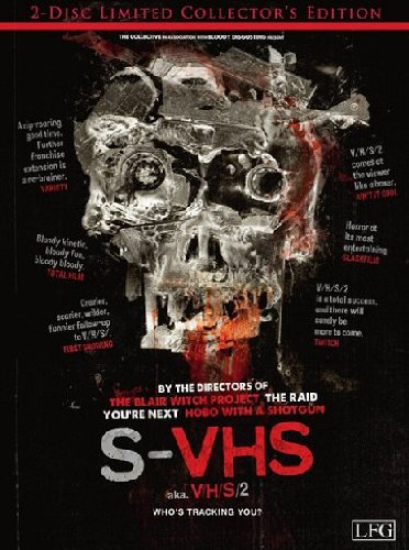 S-VHS - V/H/S 2 - Uncut [Blu-ray] [Limited Collector's Edition]