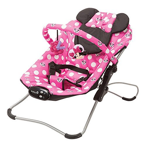 Disney Minnie Mouse Baby Bouncer - Minnie Dot