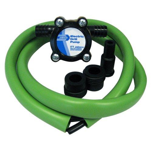 Jabsco Jabsco Drill Pump Kit W/Hose / 17215-0000 /