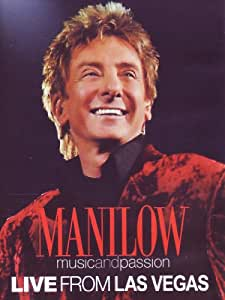Barry Manilow - Music And Passion - Live From Las Vegas (2 Dvd) - IMPORT