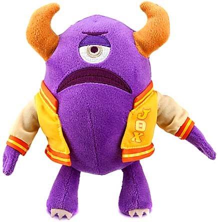 Disney / Pixar MONSTERS UNIVERSITY Exclusive 7.5 Inch Bean Bag Plush Percy [JOX] - 1