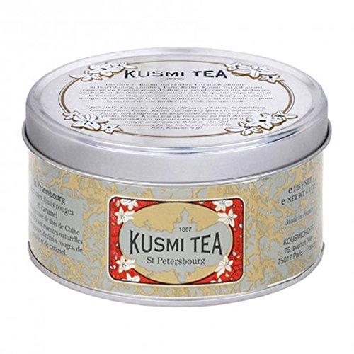 KUSMI TEA クスミティー 聖ペテルブルグ 25g缶  [正規輸入品]