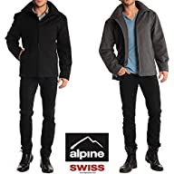 Alpine Swiss Grant Mens Wool 28″ JD Z…