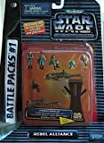 Classic Star Wars Micro Machines Classic Battle Pack: Rebel Alliance #1