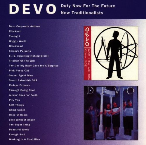 DEVO - Duty Now For The Future-New Traditionalists - Zortam Music