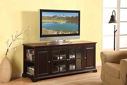 Williams 62 in. TV Stand in Espresso Finish