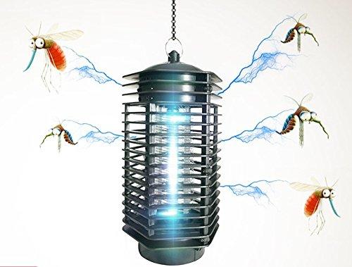 lampe uv anti moustiques mouches et autres insectes. Black Bedroom Furniture Sets. Home Design Ideas