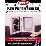 Pawprint Picture Frame Keepsake Kit