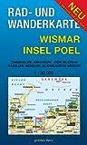 Rad- und Wanderkarten : Wismar, Insel Poel -