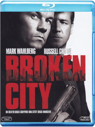 Broken City [Blu-ray] [IT Import]