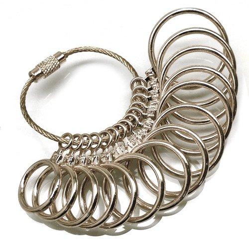【sg2】指輪のサイズが測れます/1号~27号/全14サイズ測定可能