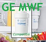 NSF Certified GE MWF Refrigerator Water Filter Cartridge Compatible 90 Money Back Guarantee NEW Factory Sealed Made in USA