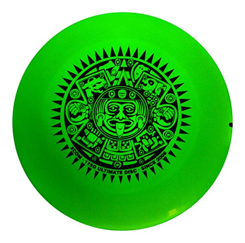 thanku-ultimate-frisbee-flying-sport-disc-175-gram-night-glow-comes-with-cord-bag