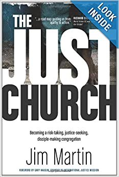 Book Review: The Just Church  #justice #faith #bookreview