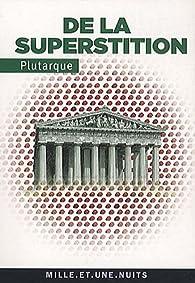 De la superstition par Plutarque