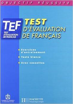 Tef exam sample