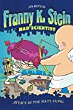 Attack Of The 50-Ft. Cupid (Turtleback School  &  Library Binding Edition) (Franny K. Stein, Mad Scientist (Pb))